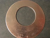 CUT-805 Circle with circle hole (64mm)