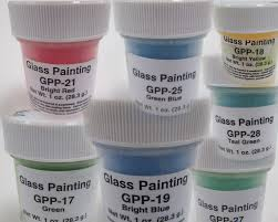 Glass Painting Powders
